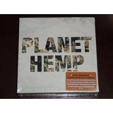 Box Cd Planet Hemp [5 Cd s livreto] Lacrado